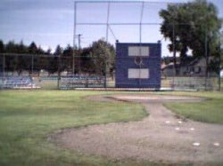 Oshkosh Baseball Field