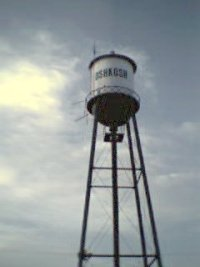 Oshkosh Water Tower